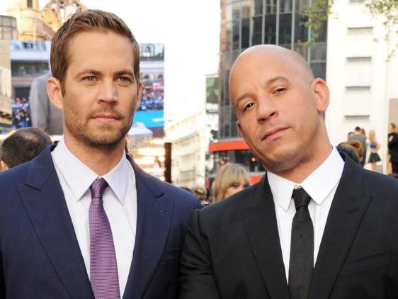 Vin Diesel chiama Pauline la figlia appena nata in memoria dell'amico Paul Walker