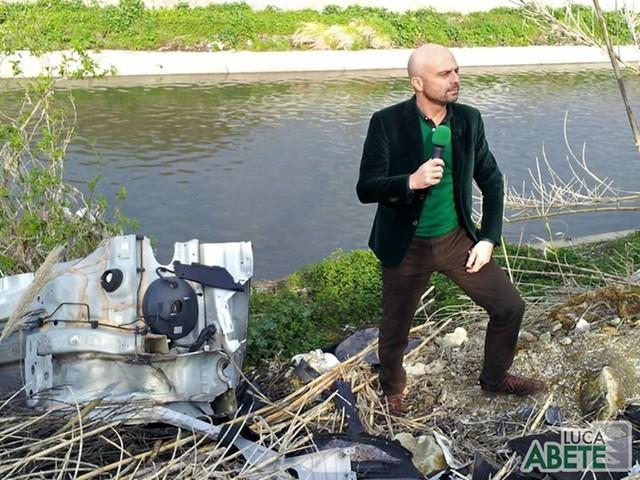 Io, paladino dell'ambiente grazie al megafono di Striscia. Intervista a Luca Abete