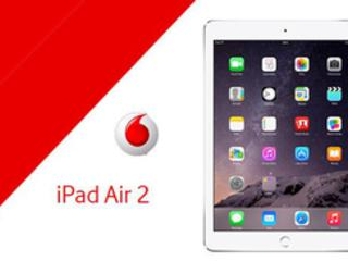 iPad Air 2 con Vodafone: le offerte Apple iPad Air 2