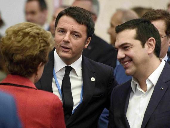 """Clima, Renzi: """"a Parigi lavoriamo per un accordo importante e vincolante"""""""