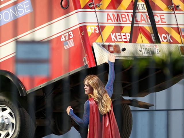 Supergirl – Iniziata la produzione, video e foto dal set