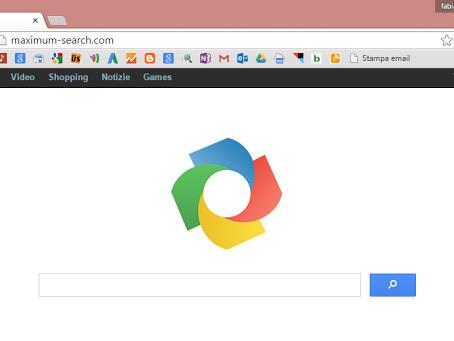Come rimuovere Maximum-search.com da pagina iniziale