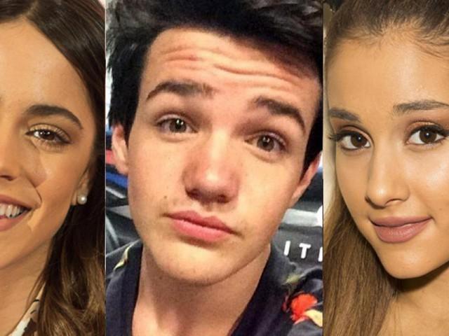 Aaron Carpenter più divo di Ariana Grande e Martina Stoessel! (Video)