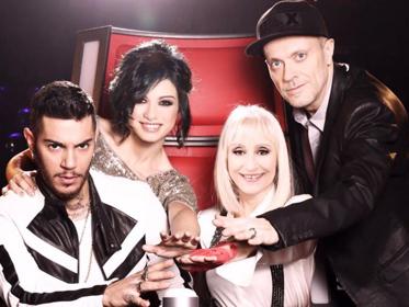The Voice Of Italy 2016, finale del 23 maggio: chi vincerà tra Tanya Borgese, Charles Kablan, Alice Paba ed Elya Zamboloin?
