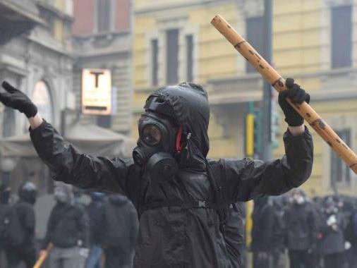 No Expo e guerriglia a Milano, concessi i domiciliari a 4 dei 5 arrestati