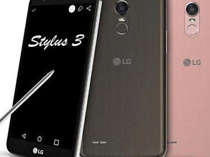 Lg Stylus 3 Smartphone con display 5.7 pollici Specifiche Tecniche