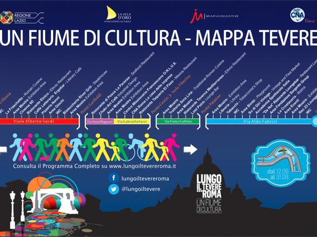 Lungo il Tevere Roma 2016, date ed eventi in programma da giugno a settembre: l'estate al Lungotevere con TeverEstate