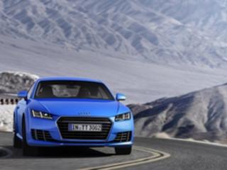 Nuova Audi TT 2014: prezzi da 40.990 euro