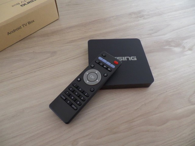 Sconto a 55 € per VicTsing TV Box, il set top box Android tutto media center
