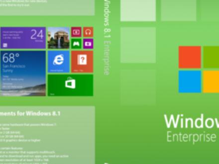Windows 8.1 Enterprise 32-64Bit [Aggiornato a Dicembre] – ITA