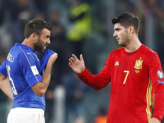 Italia-Spagna conquista più di 8 milioni di spettatori