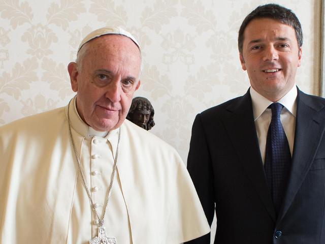 Genocidio armeni. Matteo Renzi spiazzato dal Papa, sconfessa Gozi e corregge il tiro: proteste turche ingiustificate