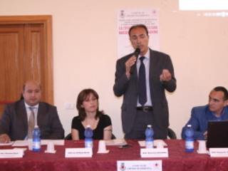 """A Oppido Mamertina (Rc) l'incontro-dibattito: """"la Croce Rossa italiana incontra i cittadini"""""""