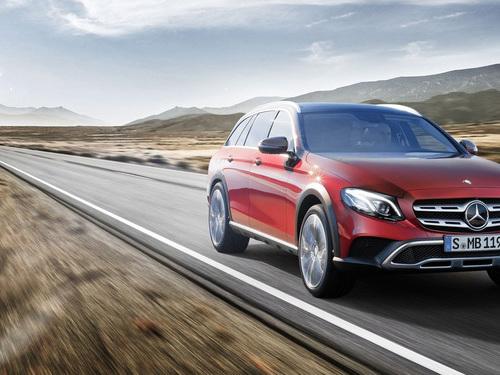 Mercedes classe E All-Terrain: tutto quello che avreste voluto sapere (tranne i prezzi)