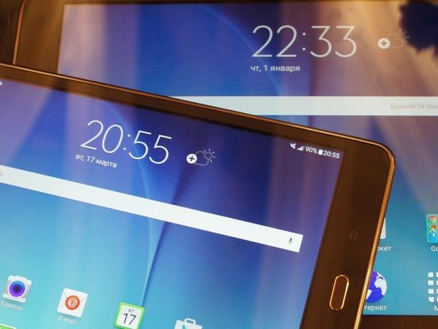 Samsung annuncia Galaxy Tab A e Galaxy Tab 3 V
