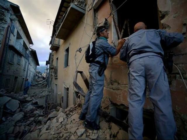 Terremoto: Poste italiane e Croce rossa italiana attivano un conto corrente Donazioni per le popolazioni colpite dal sisma