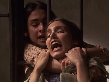 Il Segreto: Video puntata 25 agosto 2016 - Inés tenta di eliminare Amalia!