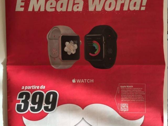 Volantino MediaWorld Natale 2015 dal 17 al 24 Dicembre