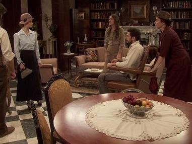 Il Segreto: Video puntata 2 febbraio 2016 - Alicia viene smascherata..
