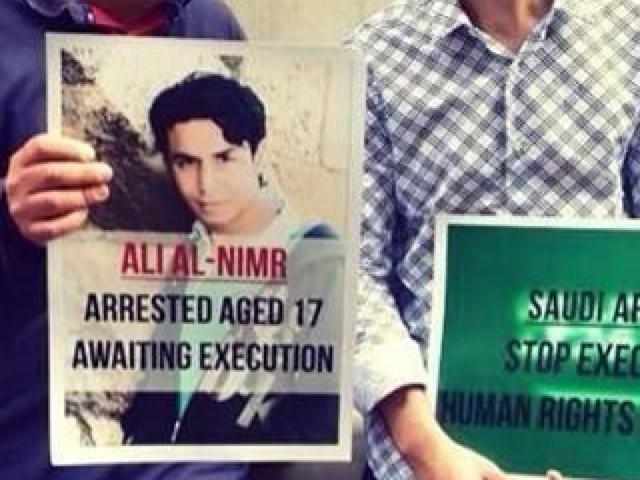 """La petizione di Stefano Molini su Change.org: """"Salviamo la vita di Alì Mohammd Al-Nimr"""""""