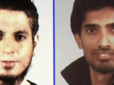 Terrorismo, 6 anni per Briki e Waqas