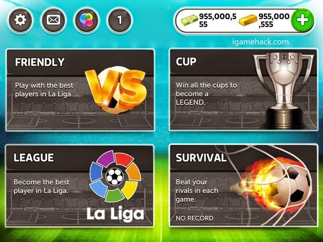Trucchi Head Soccer - La Liga iPhone iPad soldi e monete infinite