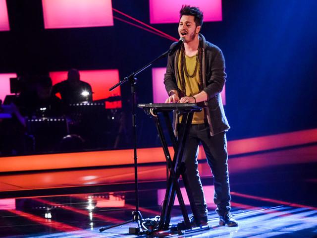 The Voice Of Italy, Claudio Di Cicco nel talent di Rai2. Entra nel team di Emis Killa