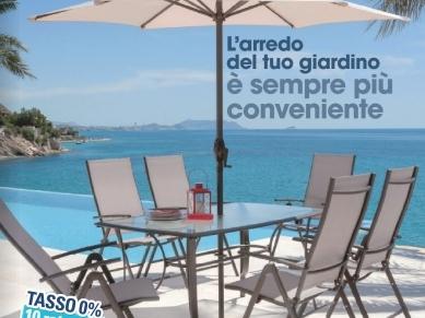 Tecnologia elettronica carrefour arredo giardino for Arredo giardino on line offerte