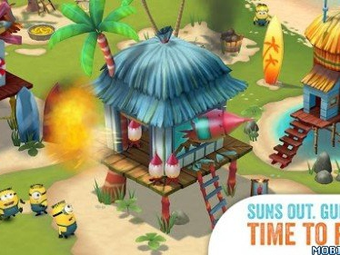 Trucchi Minions Paradise 2.0.1273 iOS, iPhone, iPad