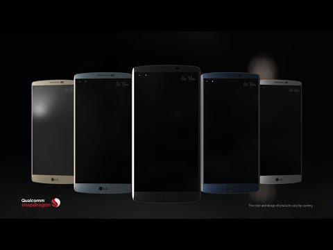 LG presenta V10, phablet con due display e doppia fotocamera frontale