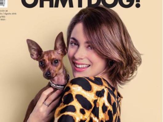 Martina Stoessel incantevole sulla copertina di Oh My Dog! FOTO