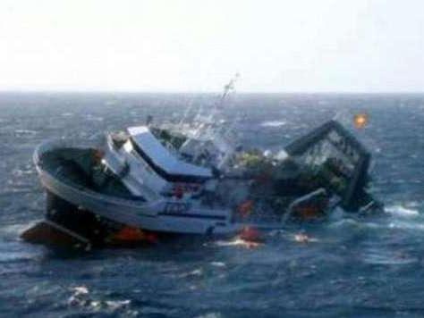 Cagliari, affonda peschereccio Jolly: disperso il comandante