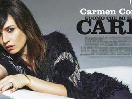 Carmen Consoli madre single di Carlo: «Suo padre è uno sconosciuto»