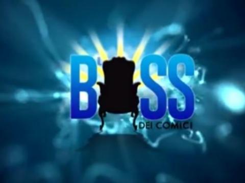 Arriva Il Boss dei Comici su La 7 domenica 18 ottobre