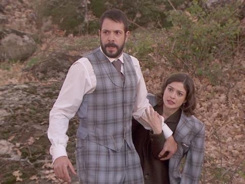 Il Segreto, anticipazioni spagnole episodi 1258-1262: Lucas e Severo salvano Sol e Candela