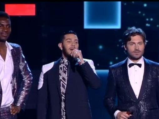 Emis Killa scrive per Charles Kablan e duetta in See You Again a The Voice of Italy: video dalla finale