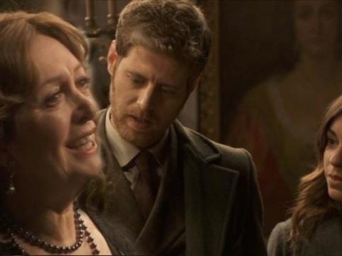 Il Segreto, anticipazioni puntata 1018: Mariana si reca a trovare la madre di Nicolas