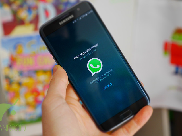WhatsApp Beta si aggiorna introducendo il flash per i selfie e un video editor