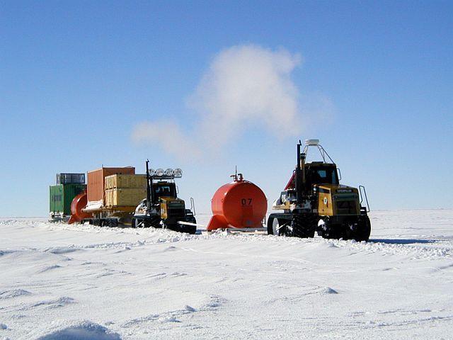 Concordia batte il record di giugno: -81,5 °C