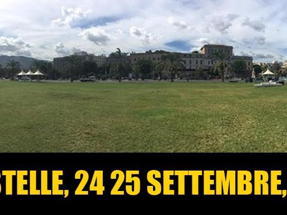 Boom di presenze a Palermo per #Italia5Stelle: sarà un evento epocale