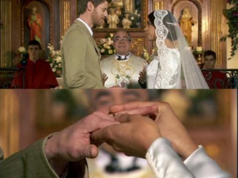 Anticipazioni spagnole telenovela Il Segreto: fiori d'arancio per Mariana e Nicolas