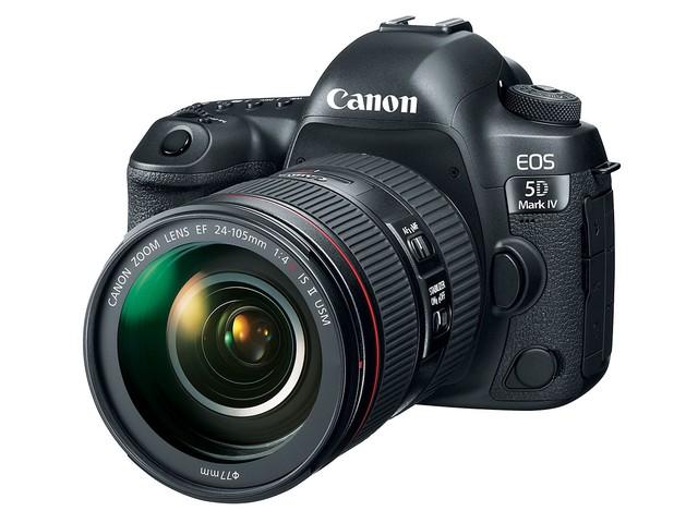 Canon EOS 5D Mark IV, la nuova reflex full frame con 30 MP e Dual Pixel AF