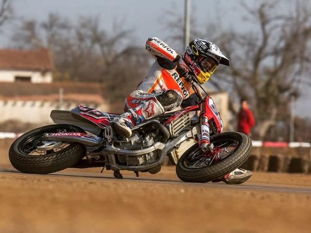 Marc Marquez Superprestigio Dirt Track