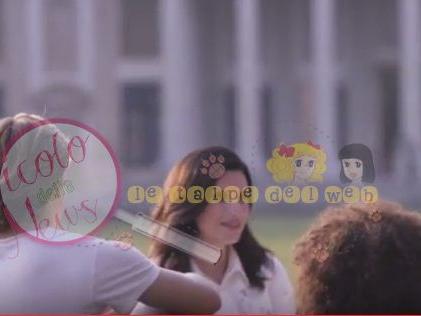 """Braccialetti Rossi 3: i ragazzi del cast protagonisti del videoclip """"Simili"""" con Laura Pausini…"""