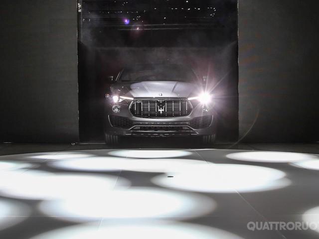 Maserati Levante - Benzina e diesel da 250 a 430 CV