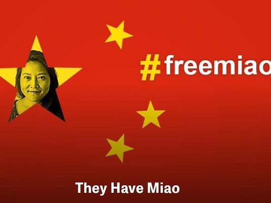 Cina, la giornalista disturba? Merita il carcere