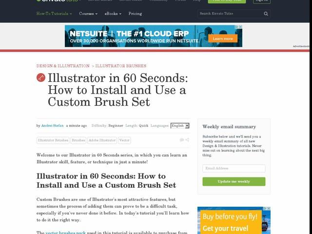 install font in illustrator