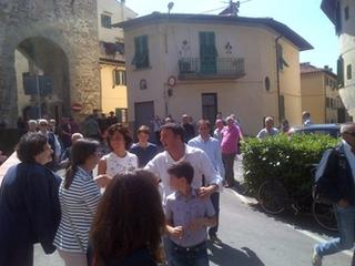 Pd al 69,8% a Pontassieve, casa di Renzi