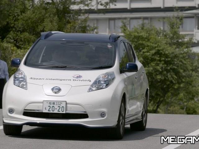 Nissan ProPilot al vertice G7 di Ise-shima