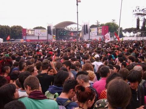 Cosa fare nel ponte primo maggio e programma concerti Roma e Taranto
